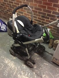 Travel system/Pushchair