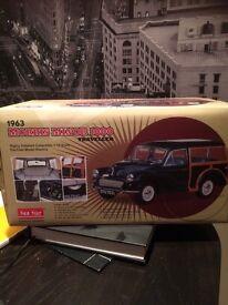 Morris minor traveler 1963 model
