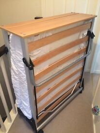 JAY-BE SINGLE, FOLDING,GUEST BED