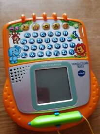 Vtech touch and teach tablet. Perfect condition.