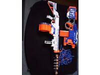 Toy Guns Two Nerf guns