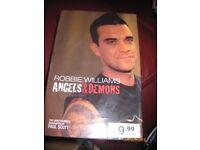 2 Robbie Williams Autobiographies