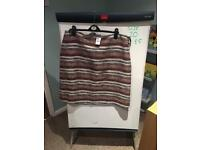 Top/ skirt size 20