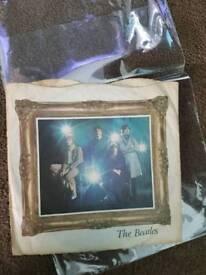 "The Beatles penny lane strawberry fields 7""Vinyl record original good condition"