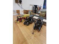 CORGI MODEL STEAM TRACTION ENGINES