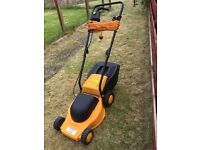 McCulloch Electrolux 1033e electric lawn mower. Good working order