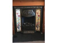 Retro Victorian Fireplace