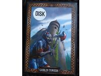 Goblin towers 1987 -disk