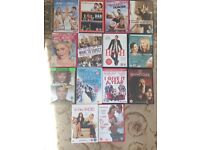New and used DVD's