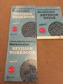 Mathematics Revision Workbookd