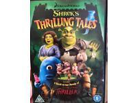 Shrieks thrilling tales Halloween adventure