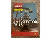 York Notes GCSE 'An Inspector Calls' Study Guide
