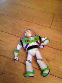 Buzz light year toy