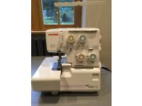 Overlocker Sewing Machine - Janome Differential Feed MyLock 204D