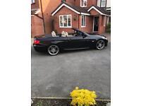 2012 BMW 320D M SPORT CONVERTIBLE AUTO INDIVIUAL 1 OWNER SWAP P/X 335 520D M3 ?