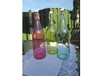 Wedding Decorations - Bottles
