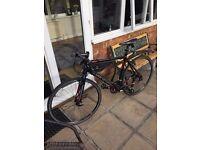 Men's L hybrid bike.... New