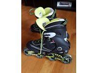 Inline skates roller blades Womens K2 Rave