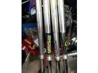 Honda CR 250 125 forks