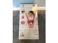 Minnie Mouse Baby Door Bouncer by Munchkin - New & Boxed!