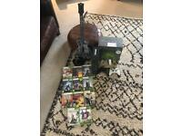 Xbox 360 elite very good condition with 21 Games