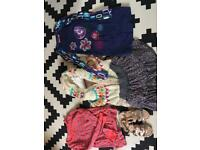 Girl's clothes bundle age range 7-9years