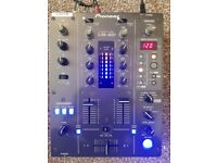 Pioneer djm 400 SERVICED and TUNED dj audio mixer faultless