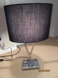BEDSIDE/TABLE TOP LIGHT/LAMP NEW NEVER USED WITH BULB