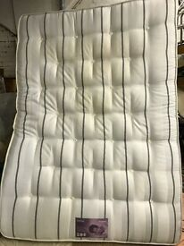 Dreams Double Orchard Pocket Sprung Mattress - Firm.(New Cost £400)