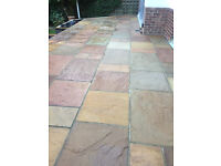 New Engineered Indian Sandstone slabs for sale
