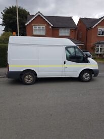 Ford transit T280 late 2011