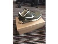 Nike Airmax Khaki Green Size 8