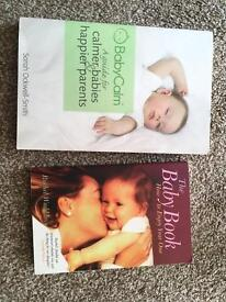 Baby Calm and The Baby Book - How to enjoy the first year