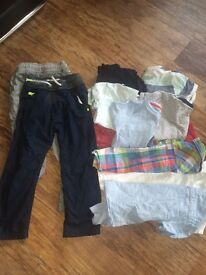 Bundle boys 2-3 clothes