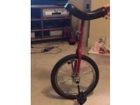 """16"""" unicycle"""