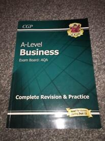 A LEVEL BUSINESS STUDIES FOR AQA