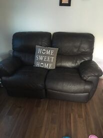 3 seater an 2 seater recliner