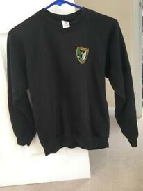 St Crispins girls PE sweater size S