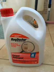 Rug Doctor Carpet detergent