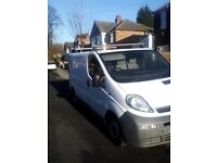 VAUXHALL VIVARO SPORTIVE 1.9TD 2006 * 12 MONTHS MOT * READY FOR WORK * PART EX POSS