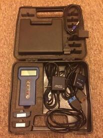 ACR4 Car Diagnostics Scanner Full Set Up.