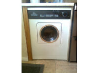 vintage 80s hoover tumble dryer de luxe MADE IN BRITAIN