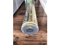 Gold foil Floor underlay