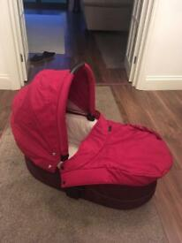 Urbo pram seat and cot mamas and papas