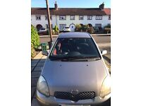Toyota Yaris 1.3 2005 for sale.