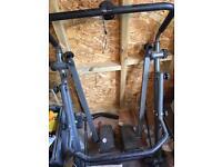 Air walker exercise machine FREE