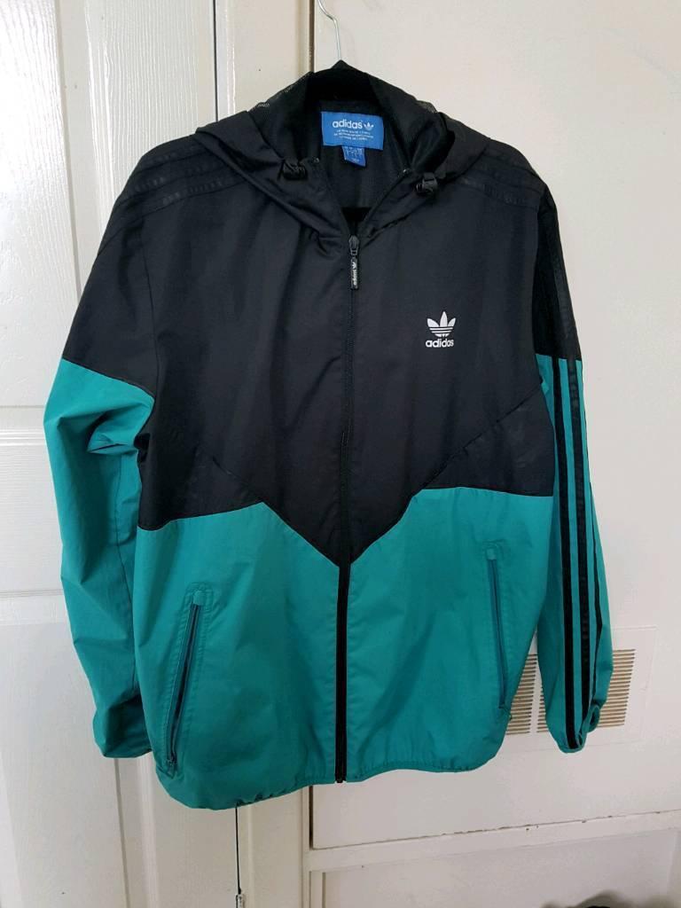 Mens jacket gumtree - Adidas Windcheater Mens Large