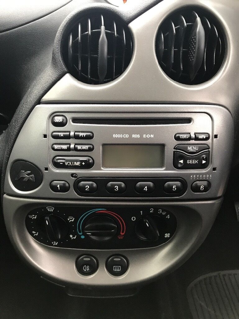 ford ka cd player 1996 2008 in ayr south ayrshire gumtree. Black Bedroom Furniture Sets. Home Design Ideas