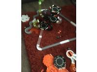 Set of two Hexabugs Nano and Blackhole