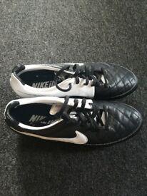 Nike tempo football boots